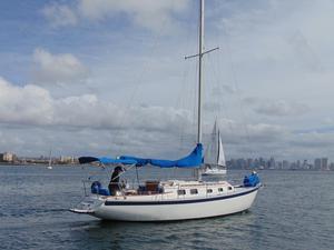 Used Endeavor 32 Sloop Sailboat For Sale