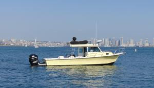 Used Sea Hawk 29 C Hawk Sportcabin Sports Fishing Boat For Sale