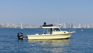 Used Sea Hawk 29 C Hawk Sportcabin Sports Fishing Boat For Sale