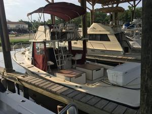 Used Halter 31 Lafitte Downeast Fishing Boat For Sale