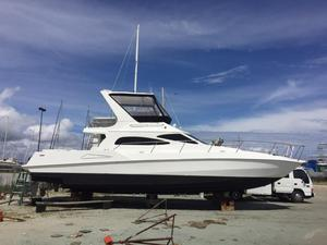 Used Custom Cat Power Catamaran Boat For Sale