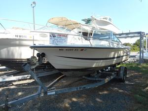 Used Hydra Sports 20 Dual Console Ocean Cruiser Boat For Sale