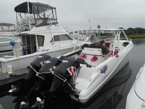 Used Deep Impact 36 Center Console Fishing Boat For Sale