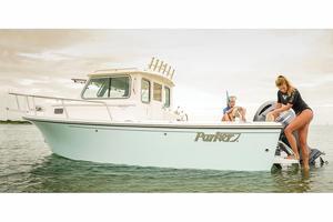 New Parker 2120 Sport Cabin Cruiser Boat For Sale