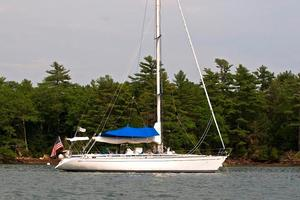Used Nautor Swan 46 MKLL Cruiser Sailboat For Sale