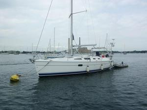 Used Hunter 356 Cruiser Sailboat For Sale