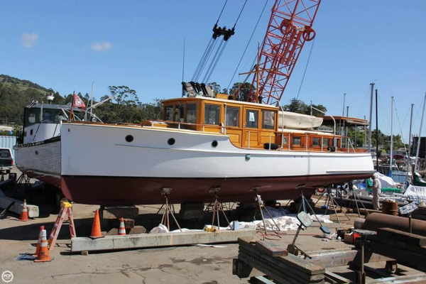 Used Stephens Brothers 43 Antique and Classic Boat For Sale