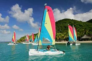 New Hobie Cat Wave Classic Daysailer Sailboat For Sale