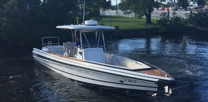 Used Novurania 38 Chase Center Console Fishing Boat For Sale
