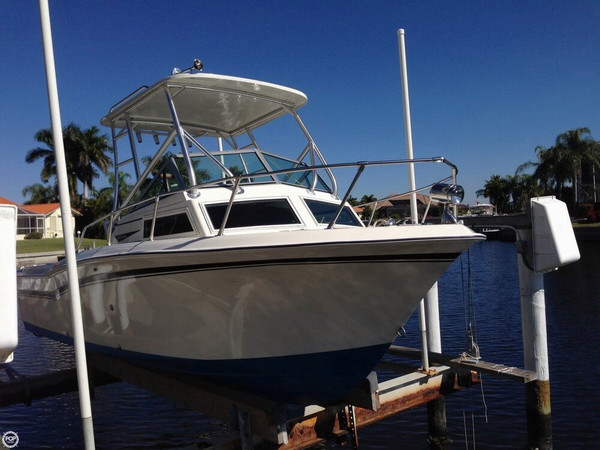 Used Grady-White 222 Bahama Cruiser Boat For Sale