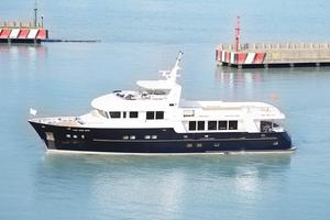 Used Island Gypsy Expedition Explorer MY Motor Yacht For Sale
