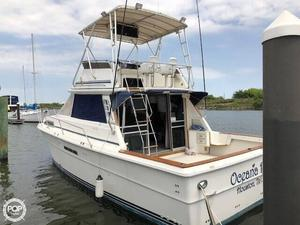 Used Sea Ray 390 Sedan Bridge Sports Fishing Boat For Sale