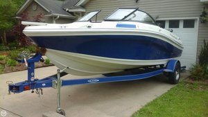 Used Tahoe 550 TF Bowrider Boat For Sale