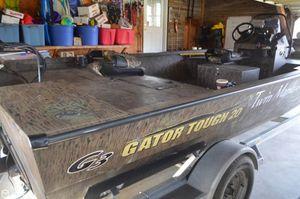 Used G3 Gator Tough 20 CCJ DLX Aluminum Fishing Boat For Sale