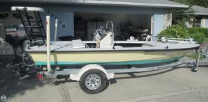 Used Maverick Mirage Skiff Fishing Boat For Sale