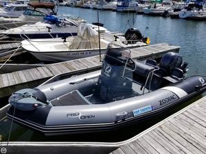 Used Zodiac Pro Open 550 Cruiser Boat For Sale