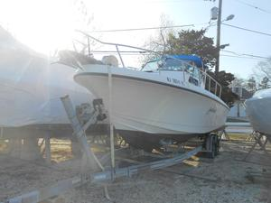 Used Pro-Line 25 Walkaround Sports Fishing Boat For Sale