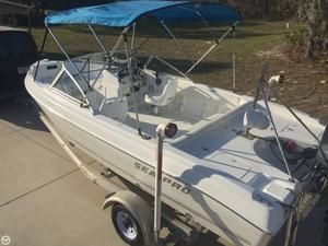 Used Sea Pro 195 F/S Bowrider Boat For Sale