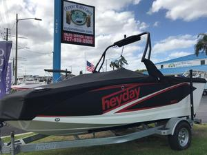 New Heyday WT-1 High Performance Boat For Sale