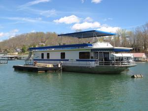 Used Stardust Cruisers 18 X 70 House Boat For Sale