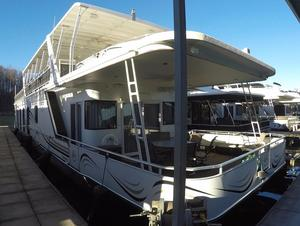 Used Sumerset 16 X 88WB House Boat For Sale