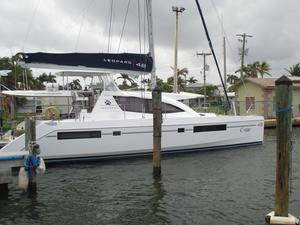 Used Leopard 48 Catamaran Sailboat For Sale