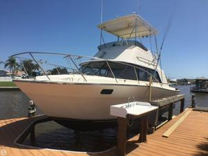 Used Silverton 31 Convertible Sports Fishing Boat For Sale