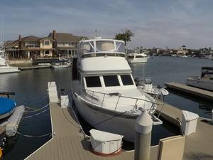 Used Hershine Motor Yacht For Sale