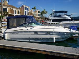 Used Monterey 250 Cruiser Express Cruiser Boat For Sale