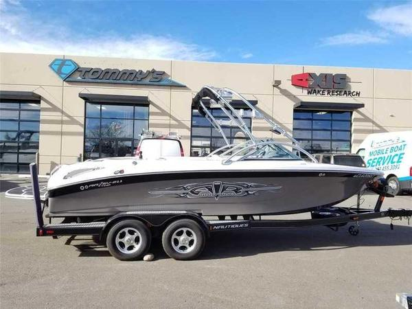 Used Nautique SUPER AIR NAUTIQUE SV211 TESUPER AIR NAUTIQUE SV211 TE Bowrider Boat For Sale