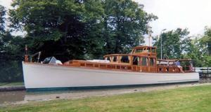 Used Consolidated Commuter Antique and Classic Boat For Sale