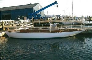 Used Mcintosh/concordia Yawl Sailboat For Sale