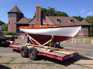 Used Herreshoff 12 1/2 Marconi-rigged Sloop Daysailer Sailboat For Sale