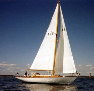Used S&s Custom Cca-era Sloop Racer and Cruiser Sailboat For Sale