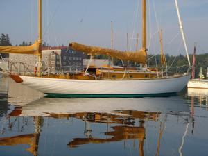 Used Concordia Masthead Yawl Antique and Classic Boat For Sale
