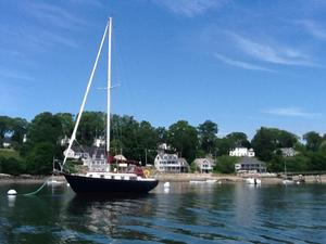 Used Sea Sprite Custom Sloop/cutter Sailboat For Sale