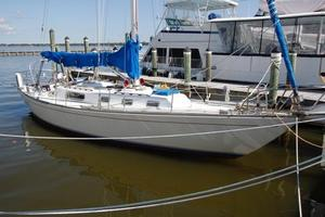 Used Morgan Centerboard Cruiser Sailboat For Sale