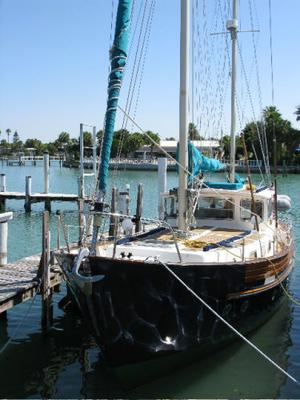 Used Fairways Marine Fisher Motorsailer Sailboat For Sale