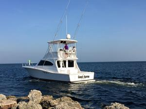 Used Luhrs 38 Flybridge Boat For Sale