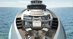New Dominator 28M Ilumen Motor Yacht For Sale