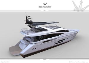 New Dominator 800 Motor Yacht For Sale