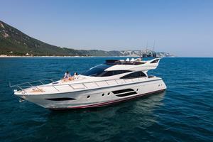 New Dominator 640 Motor Yacht For Sale