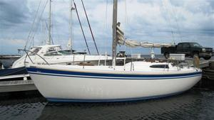 Used Columbia 34 MK II Cruiser Sailboat For Sale