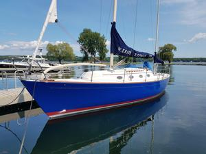 Used Alerion 38 Yawl Sailboat For Sale