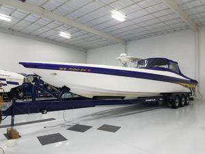 Used Profile Offshore High Performance Boat For Sale
