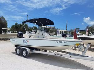 Used Angler 20 Grand Bay Center Console Fishing Boat For Sale