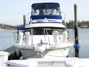 Used Bluewater 53 Motor Yacht For Sale