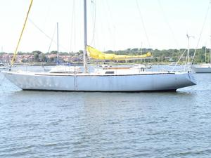 Used Bruce Roberts Cruiser Sailboat For Sale