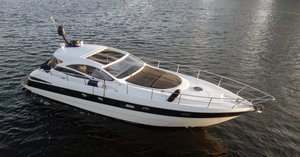 Used Pershing 50 High Performance Boat For Sale