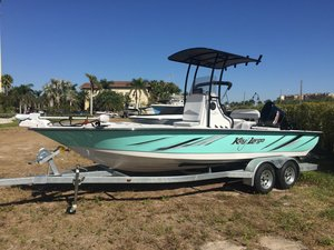 New Key Largo 220 Bay Boat Center Console Fishing Boat For Sale